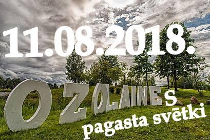 Ozolaines pagasta svētki 2018