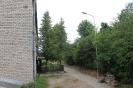 Apgaismotas Ozolaines pagasta Robežu ielas