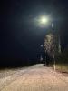 Bekšu ciemā ierīkots ceļa apgaismojums 03.04.2020.