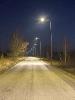Bekšu ciemā ierīkots ceļa apgaismojums 03.04.2020._5