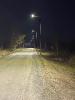 Bekšu ciemā ierīkots ceļa apgaismojums 03.04.2020._6