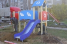 Bērnu rotaļu laukuma atjaunošana Bekšos 13.10.2016._19
