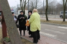 Komunistiskā genocīda upuru piemiņas dienas pasākums 25.martā