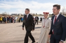 Latvijas Valsts prezidenta Raimonda Vējoņa vizīte Bekšos_43