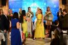 Liene Larko /Ozolaines pagasta pārvaldes lietvede konkursā Mis Dimanta foto 2014/