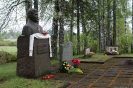 Pieminēti Otrā pasaules karā bojā gājušie