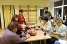 Sieviešu klubiņa tikšanās radošajā darbnīcā