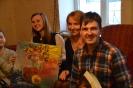 Tiek dāvinātas gleznas Rēzeknes novada Ozolaines pagasta jauniešu  centram_1