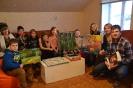 Tiek dāvinātas gleznas Rēzeknes novada Ozolaines pagasta jauniešu  centram_2