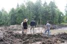 Turpinās Laizānu parka labiekārtošanas darbi