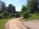 Caurtekas nomaiņa uz ceļa Bumbišķi-Kivki-Balbiši