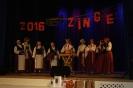 """Folkloras kopa """"Zeiļa"""" ziņģē Viļānos"""