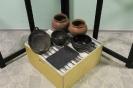 Fotoizstādes un keramikas izstādes atklāšana Ozolaines pagasta foaijē_5
